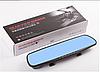 Регистратор зеркало DVR 138, видеорегистратор, камера, фото 7