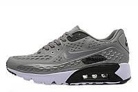 Мужские кроссовки Nike Air Max 90 Ultra BR Grey| найк аир макс 90 ультра серые