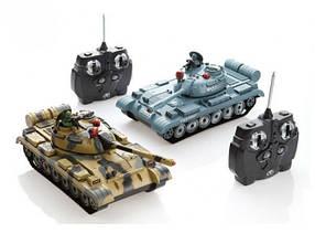 Игровой набор Танковый бой 11268-B на радиоуправлении
