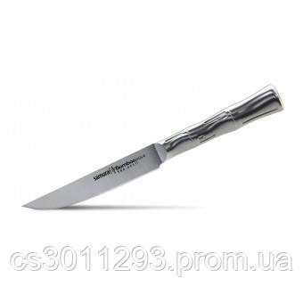 Нож для стейка Samura Bamboo SBA-0031, 110мм, фото 2