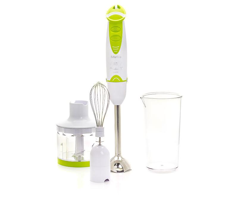 Блендер 2-в-1 электрический погружной Mirta BHM 350 GC