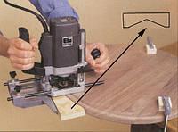 Изготовление радиуса до 500 мм.