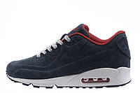 Мужские кроссовки Nike Air Max 90 VT Tweed Blue White Red| найк аир макс 90 черные оригинал