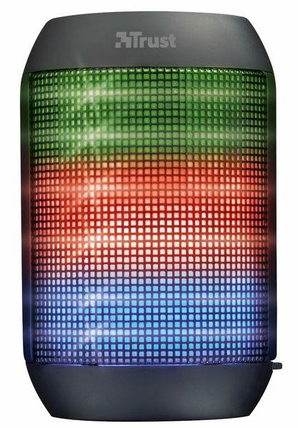 Портативна колонка TRUST Ziva Wireless Bluetooth Speaker with lights party