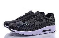 Мужские кроссовки Nike Air Max 90 Light Reflection Black|  найк аир макс 90 рефлекшн черные, фото 1