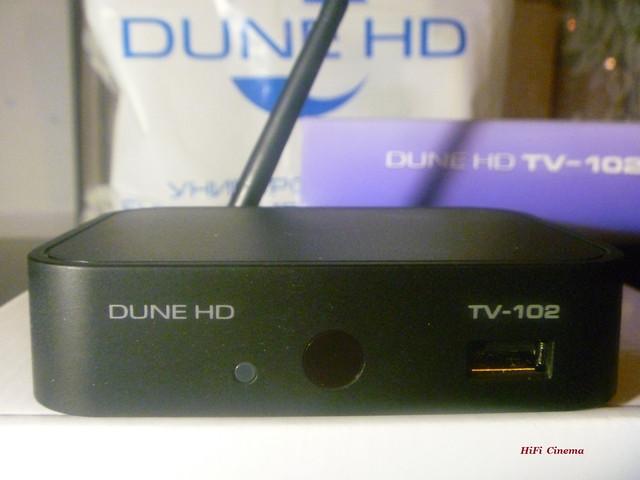 Dune HD TV-102W мультимедийный HiFi проигрыватель