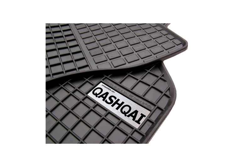 Резиновый коврик NISSAN QASHQAI од 2013