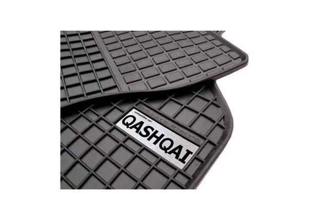 Резиновый коврик NISSAN QASHQAI од 2013, фото 2