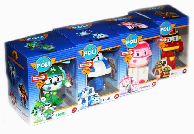 Игрушки robocar poli (робокар поли)