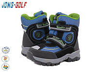 Jong Golf детские зимние термо сапоги ботинки снегоходы овчина 27-34р