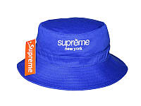Панамка Supreme синяя