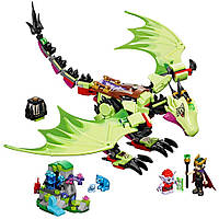 Дракон короля гоблинов LEGO Elves The Goblin King's Evil DRAGON 41183 , фото 1