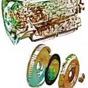 Детали трансмиссии (коробка передач, сцепление) Ford Transit Форд Транзит 1986-2000