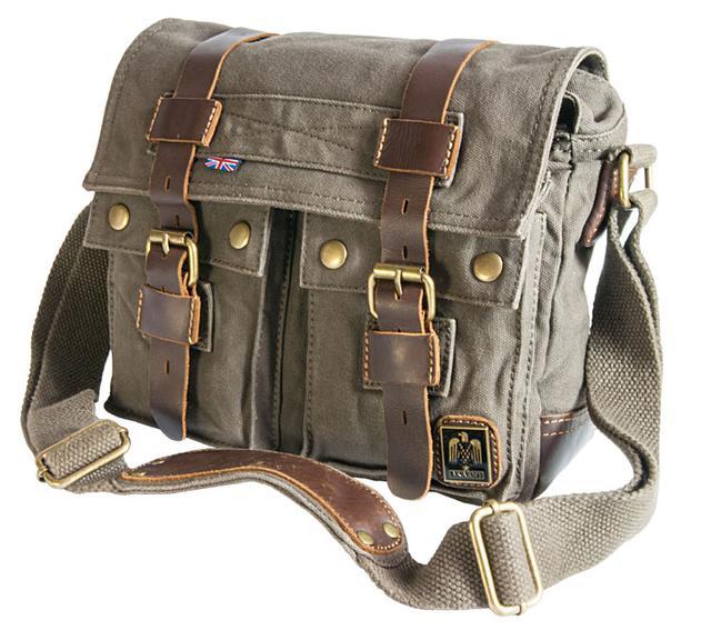 Мужская сумка через плечо Akarmy