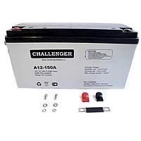 Аккумулятор Challenger a12-150A, фото 1