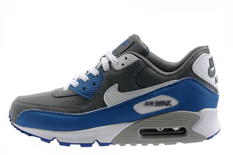 Мужские кроссовки Nike Air Max 90 27М  найк аир макс 90 серые оригинал 43 4d848f1d7eb