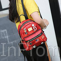 Рюкзаки Cathy Brilliant Red, фото 2