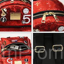 Рюкзаки Cathy Brilliant Red, фото 3