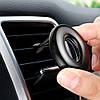 BaseusРаундАвтоОсвежительвоздухаТвердый парфюм Диффузор Очиститель Воздухозаборник Аромат ароматизатора - 1TopShop, фото 3