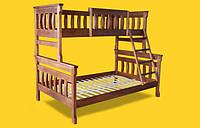 Кровать ТИС Комби-2 80*120*200 дуб