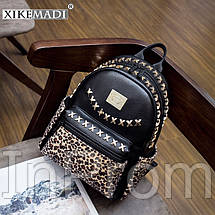 Рюкзак XikeMadi Leopard, фото 2