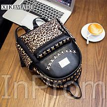 Рюкзак XikeMadi Leopard, фото 3