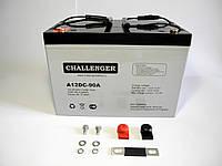 Аккумулятор Challenger a12DC-90A, фото 1