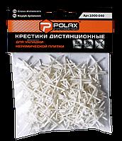 Крестики для плитки Polax 1,5 мм 200 шт. (1000-040)