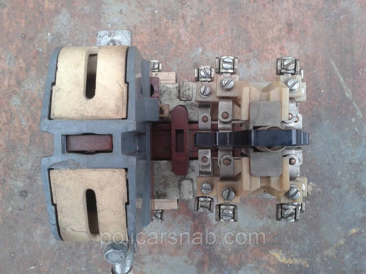 Однофазный контактор МК-5-01 220В