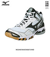 Кроссовки MIZUNO WAVE BOLT 3 MID