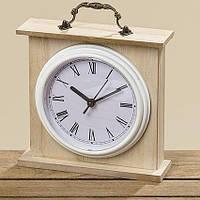 Часы настольные деревянная Dekore UA