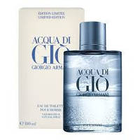 Туалетная вода копия Giorgio Armani Acqua di Gio Limited Edition Blue (100 ml)