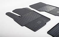 Резиновые ковры Mitsubishi Lancer X 2008-