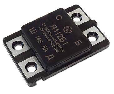 Интегральный регулятор напряжения Я112Б1, фото 2
