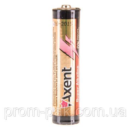 Батарейка пальчиковая Axent LR6 AA Alkaline 1.5V 5556-А, фото 2