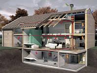 Вентиляция загородного дома (коттеджа)