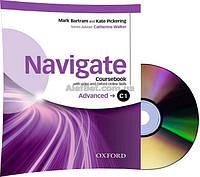 Английский язык / Navigate / Coursebook+DVD+Online. Учебник с диском, C1 Advanced / Oxford