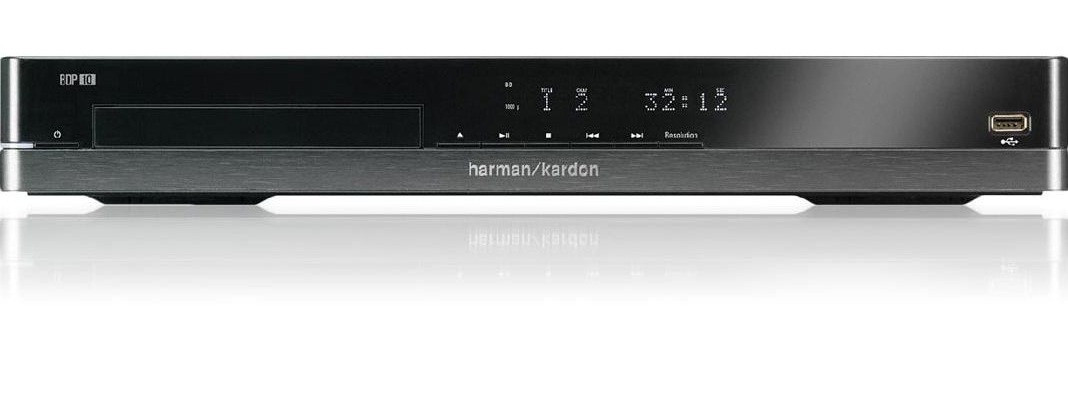 Blu-ray Player Harman/Kardon BDP 10 Hi-Fi проигрыватель BD дисков, фото 1