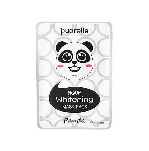 Осветляющая тканевая маска Baroness Animal Mask Panda 23 мл