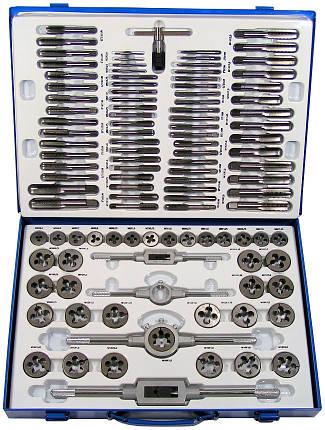 Строительный набор ключей и резьб, фото 2