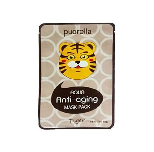Антивозрастная тканевая маска с принтом тигра Baroness Animal Mask Tiger