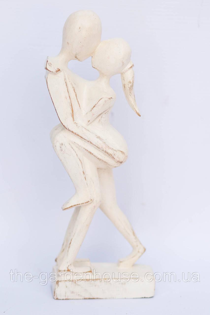 "Абстракция беленая ""Love"", 25 см"