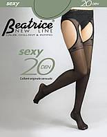 """Колготки в еротичному стилі Sexy 20 den """"Beatrice"""""""