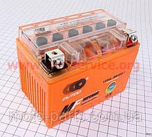Аккумулятор 4Аh (гелевый, оранж)