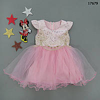 Нарядне плаття для дівчинки. 1 рік, фото 1