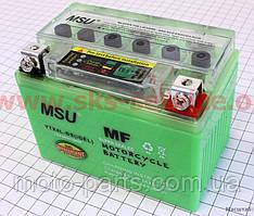 Аккумулятор 4Аh (гелевый, зеленый)