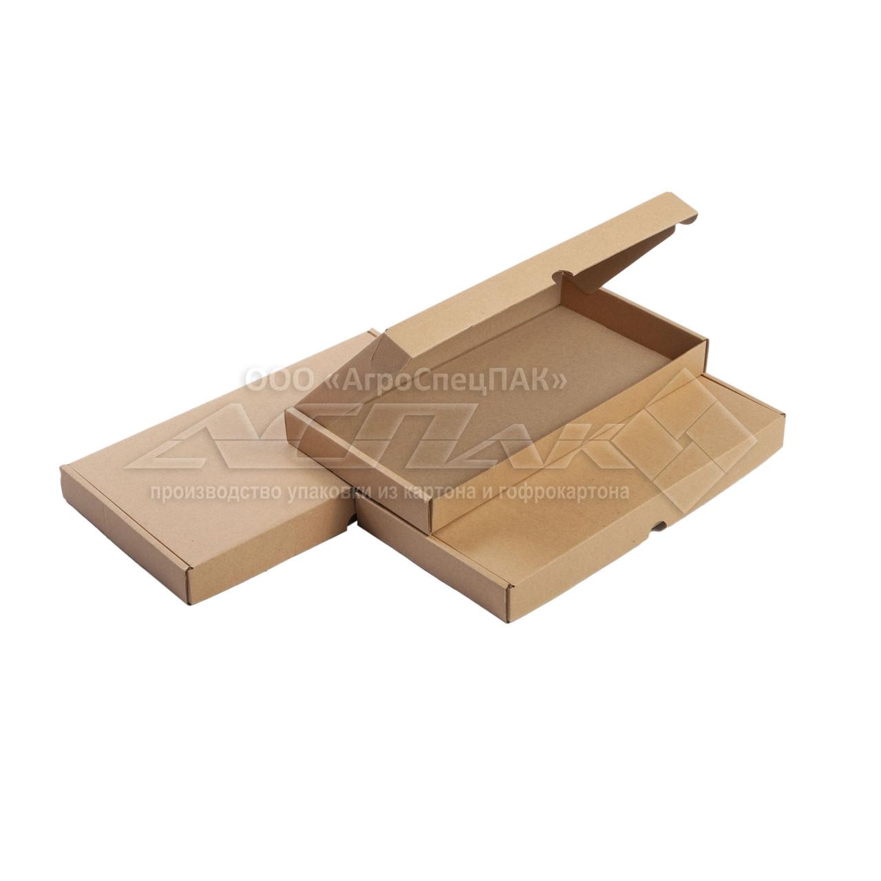 Упаковочные коробки 300*155*30 бурые