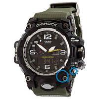 Наручные часы Casio G-Shock GWG-1000 Black-Militari Wristband New