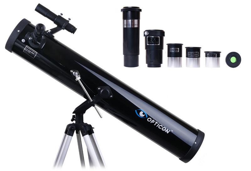 Телескоп DISCOVERY 114/900