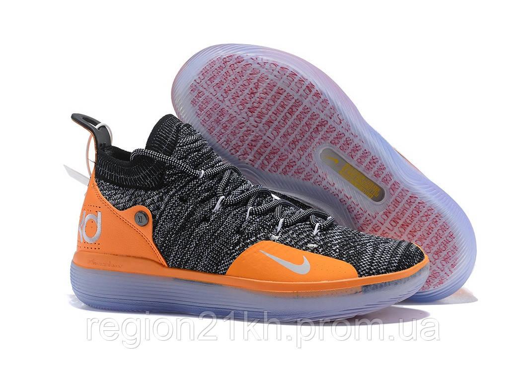 Баскетбольные кроссовки Nike KD 11 Texas Longhorns PE